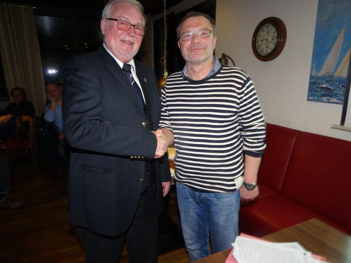 Neuer 1. Vorsitzender der SVC wird Jörn Pietschke