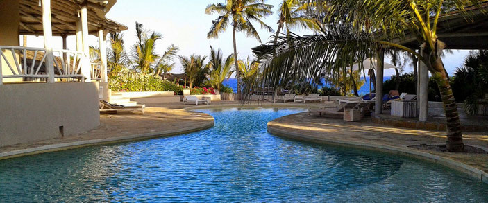 Watamu beach - Kobe Suite Resort