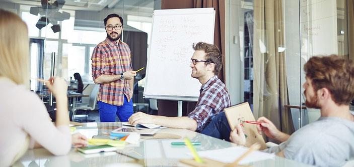 Gudrun Koch | Firmen-Seminare in Frankfurt am Main - Know-how, das Ihr Team erfolgreicher macht, Neue Erfahrungen, die bewegen + begeistern, Gelerntes, das in der Praxis ankommt