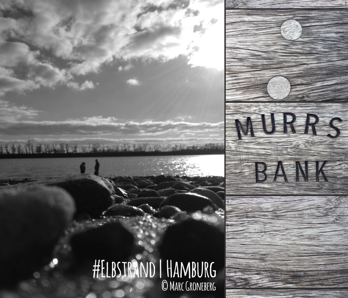 Photographed by #MarcGroneberg | #Elbstrand / Övelgönne #Hamburg