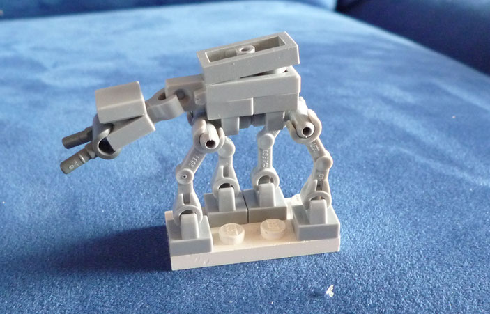 Lego Star Wars Mirco AT-AT