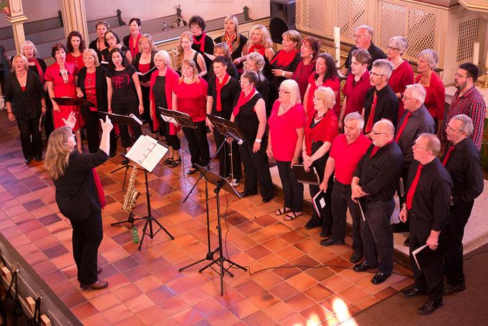 5 Jahre HARMONIES - Jubiläumskonzert in der Langenbergheimer Kirche