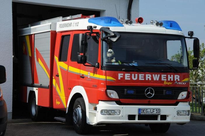 Löschfahrzeug LF 10 Florian Fischerdorf 43/1