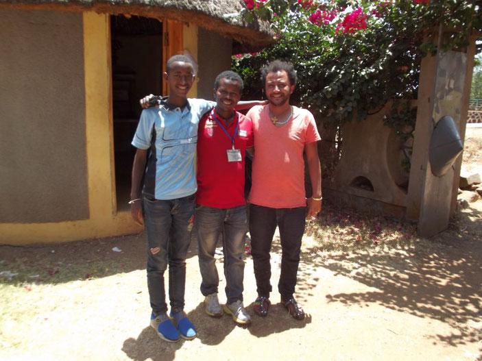 Ganolé au Pays Konso. Voyage Séjour Trek Trekking Randonnée Road Trip en Ethiopie Visite de la Vallée de l'Omo en Ethiopie.