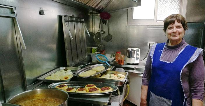 Annie Seva, madre de toda una generación de hosteleros en El Marino Dénia
