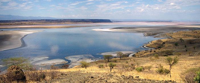 Lago Magadi - Kenya