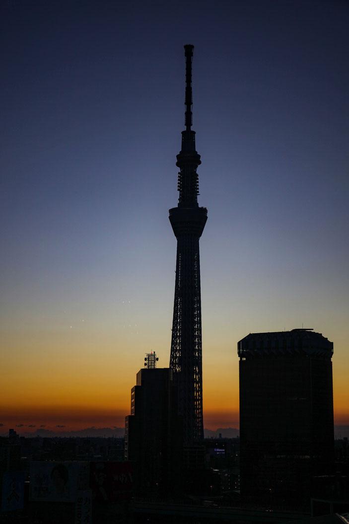 東京スカイツリー CanonEOS5Dmk2 CanonEF24-70mmF4L photo : toshimasa