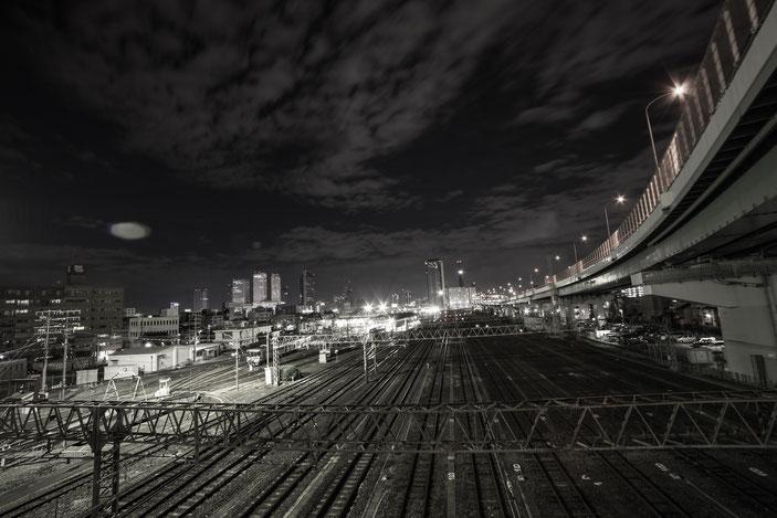 黄金跨線橋 CanonEOS5Dmk2 SAMYANG14mmF2.8 photo:toshimasa