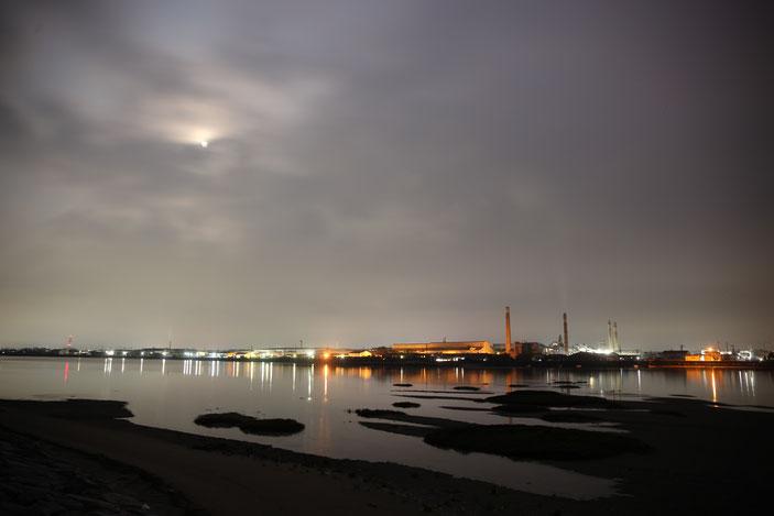 海上の展望台付近 CanonEOS5Dmk2 CanonEF24-70mmF4L photo : toshimasa