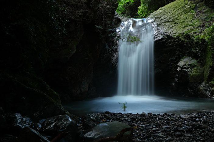 不動の滝 CanonEOS5Dmk2 CanonEF24-70mmF4L photo : toshimasa
