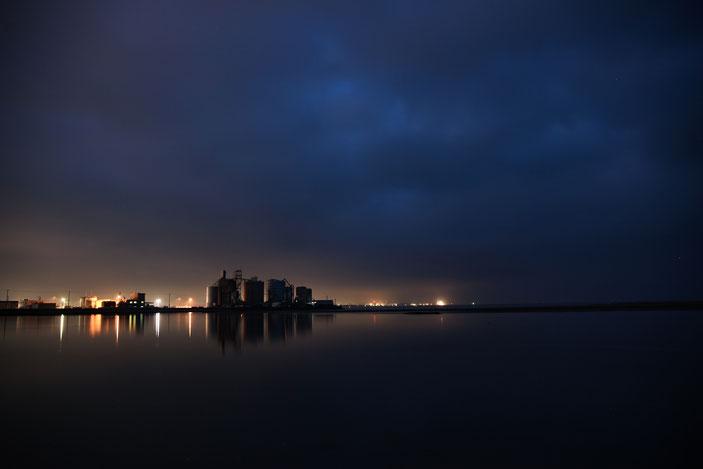 海上の展望台 CanonEOS5Dmk2 CanonEF24-70mmF4L photo : toshimasa
