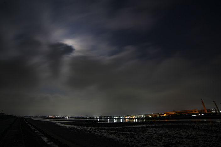 海上の展望台付近 CanonEOS5Dmk2 SAMYANG14mmF2.8 photo : toshimasa