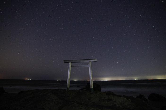 """つぶて浦 CanonEOS5Dmk2 SAMYANG14mmF2.8 iso1600 14mm f4 30"""" M photo : toshimasa"""