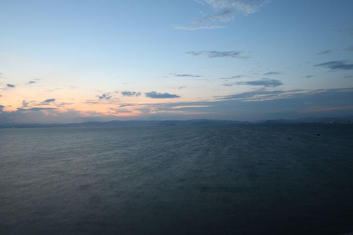琵琶湖 CanonEOS8000D SAMYANG14mmF2.8 photo:toshimasa