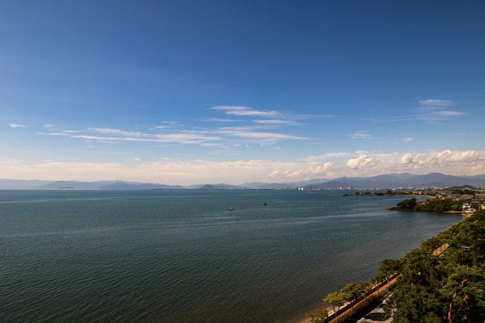 琵琶湖 CanonEOS8000D SAMYANG14mmF2.8 photo : toshimasa