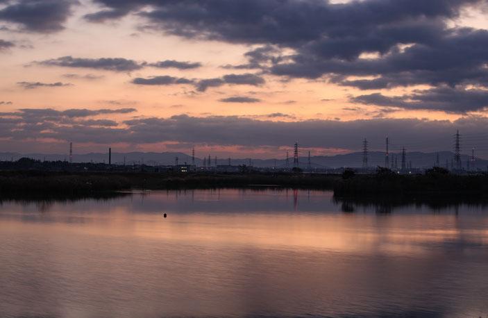 油ヶ淵 CanonEOS5Dmk2 CanonEF70-300mmF4-5.6L photo:toshimasa