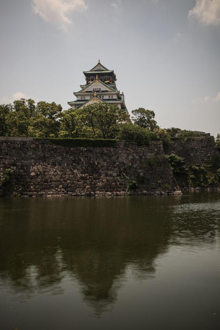 大阪城 CanonEOS5Dmk2 CanonEF24-70mmF4L photo : toshimasa