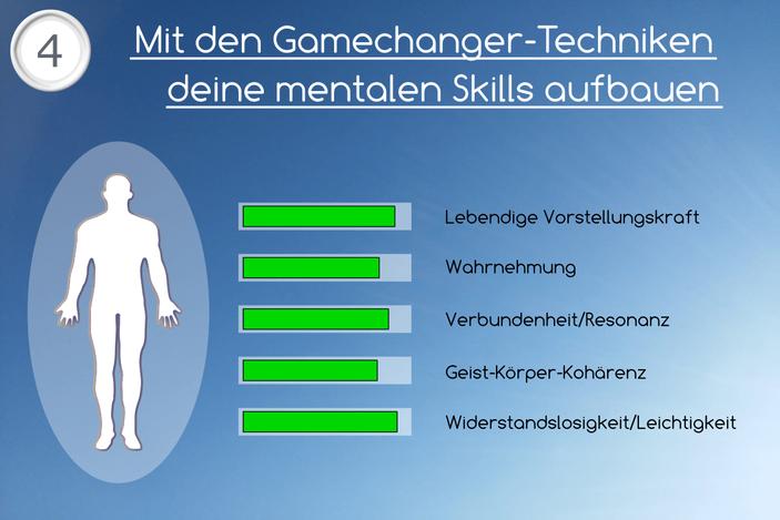 mit den gamechanger-techniken deine mentalen skills aufbauen