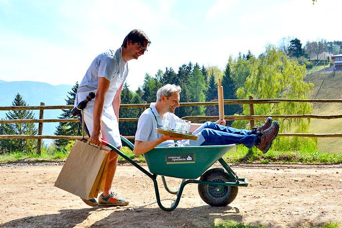 Fachmesse für regional angebaute biologische Qualitätsprodukte - Fiera dell'eccellenza regionale biologica - Gourmet Südtirol