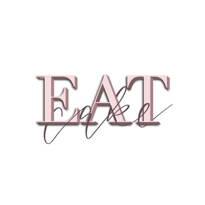 eat cake - ein digitales Lettering auf dem iPad mit Procreate und Over