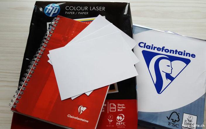 Handlettering für Anfänger - welches Papier ist zu empfehlen