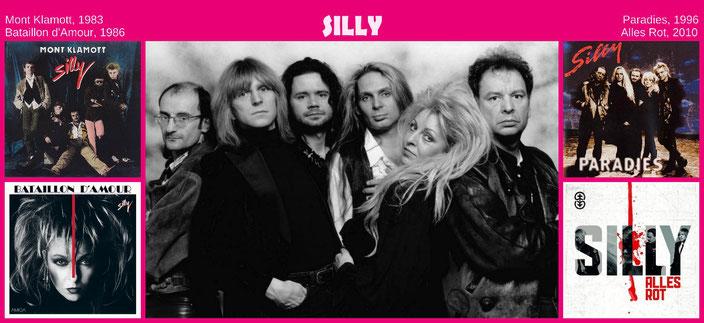 Silly - Alben (Auswahl)