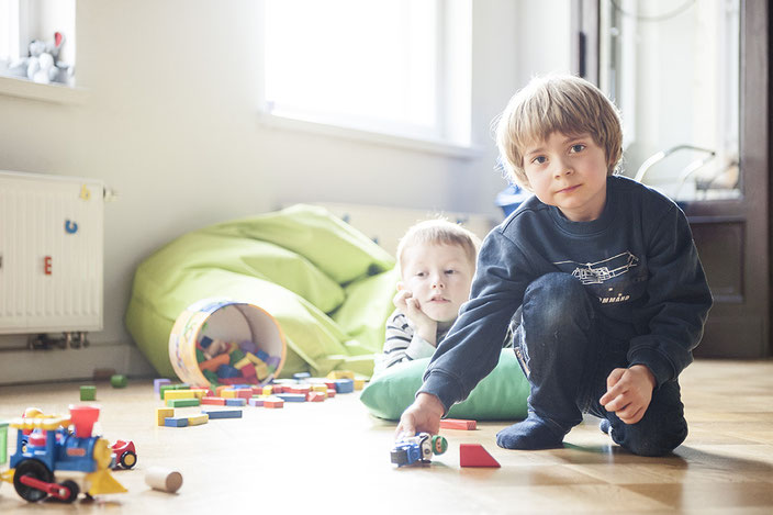 Vermittlung von Babysittern