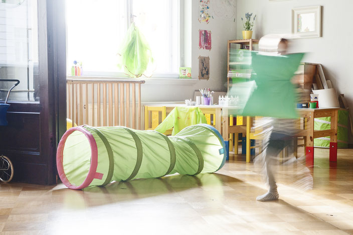 WIESENKNOPF® private Kinderbetreuung Gohlis, stundenweise Kinderbetreuung