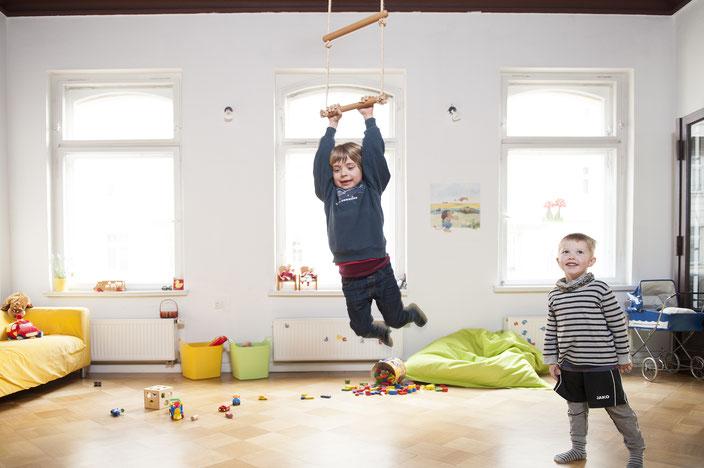 private Kinderbetreuung in Gohlis, Marbachstraße 2 04155 Leipzig