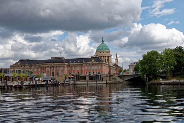 Potsdam von der Havel aus