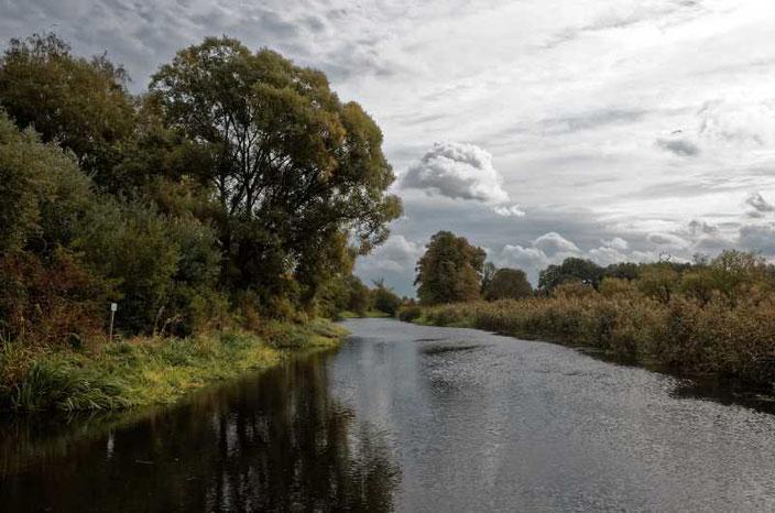 Flussromantik am Finowkanal