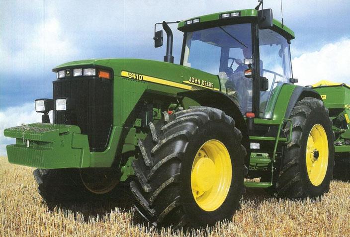 John Deere 8410 Großtraktor
