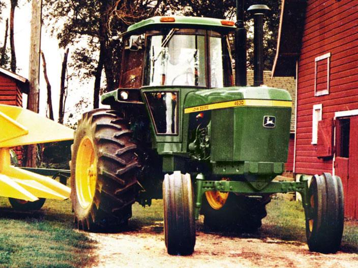 John Deere 4630 Großtraktor