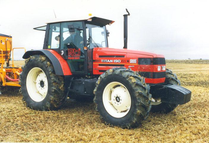 SAME Titan 190 Traktor