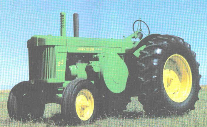 John Deere 80 Traktor