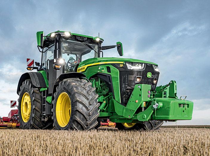 John Deere 8R 410 Traktor