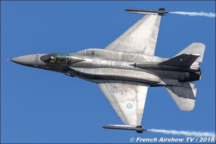 F-16 Block 52+ haf solo display zeus hellenic airforce