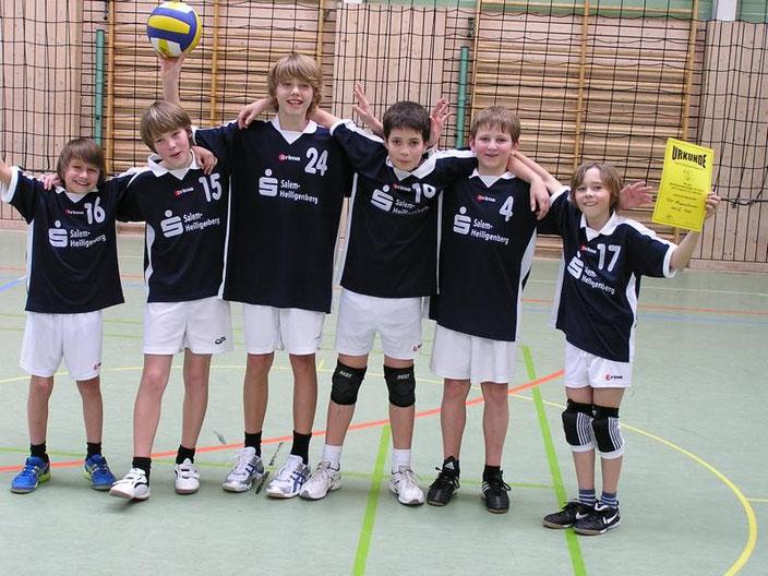 E-Jugend männlich - TSV Mimmenhausen