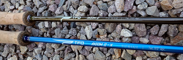 7 wt rods are a good one rod solution for fishing San Diego waters