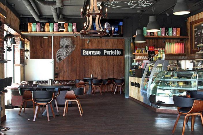 Espresso Perfetto Frühstück Speisekarte Dortmund Phönixsee