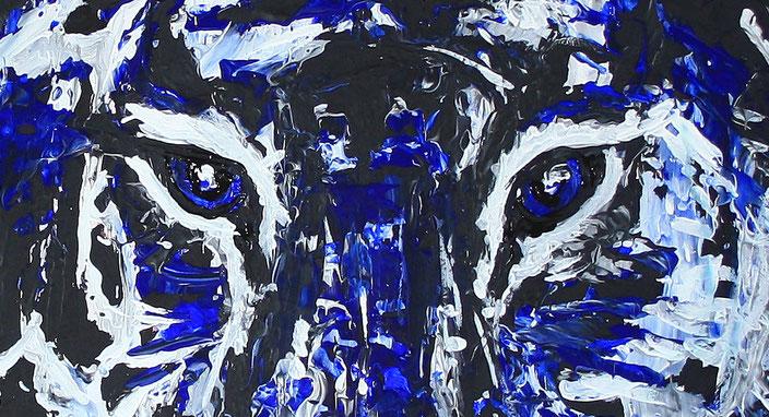 Details Chillender Tiger