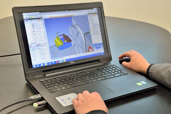 GT-Prod maitrise le logiciel MISSLER pour vous aider dans la conception et la programmation.  © Michel Blot