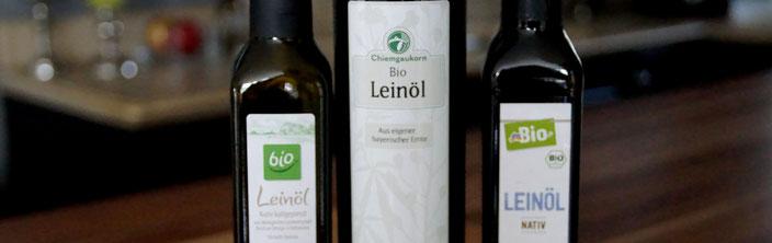 Leinöl vom Discounter oder regionalen Bio-Hersteller? - fair4world