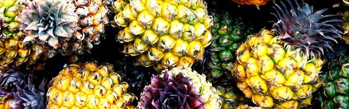 Erfrischende Ananas-Gesichtsmaske - fair4world