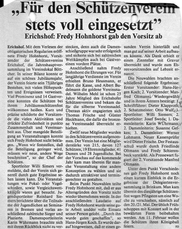 Kreiszeitung 1988
