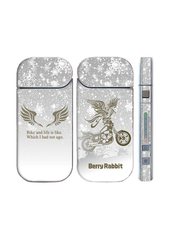 BerryRabbitの主力商品、アイコスシールです!