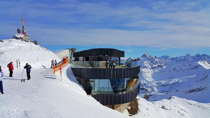 Ресторан с панорамным видом открывали самые высокопоставленные чиновники Баварии