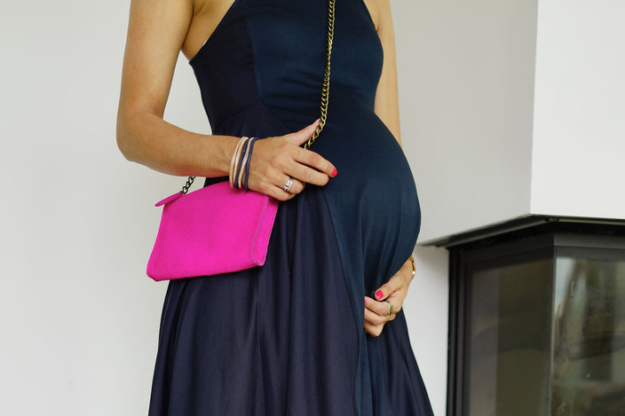 OOTW OOTD 34. Schwangerschaftswoche, Maternity Wear, Umstandsmode