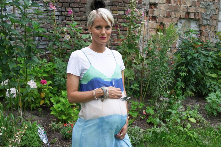 Outfit of the Week 35. Schwangerschaftswoche, OOTD, Maternity Wear, Umstandsmode, Schwangerschaft