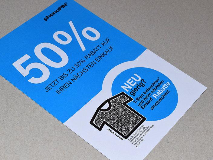 PIN-Mail oder Paketbeilage mit PIN